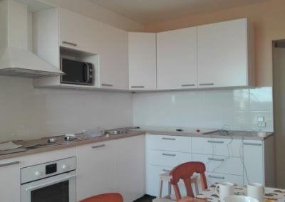 Сборка кухни IKEA под ключ 23500 руб.