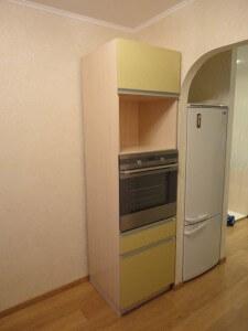 Сборка и установка кухонь в Мурманске