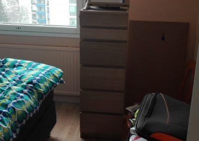 Сборка комода IKEA
