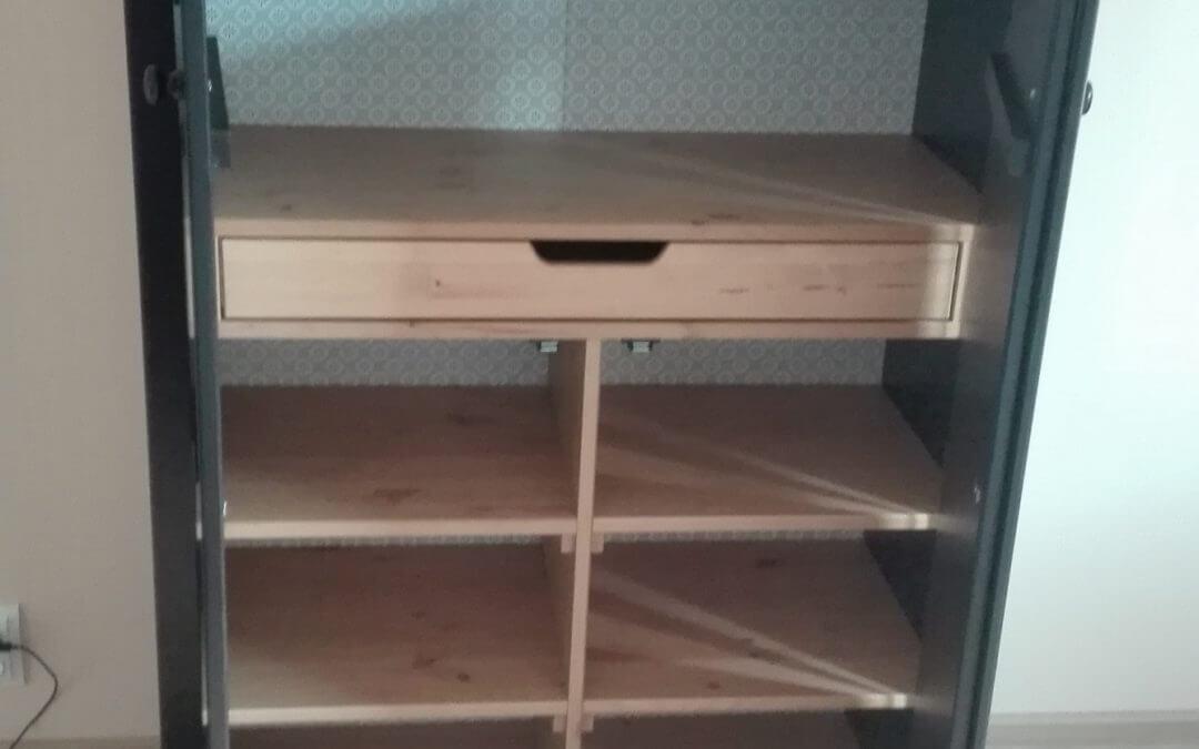 Сборка буфета IKEA 1450 руб.
